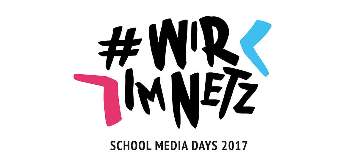 Wir im Netz - School Media Days 2017